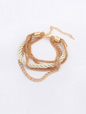 Occident All-match Woven Multi-layeRot Hot Sale Armbänder